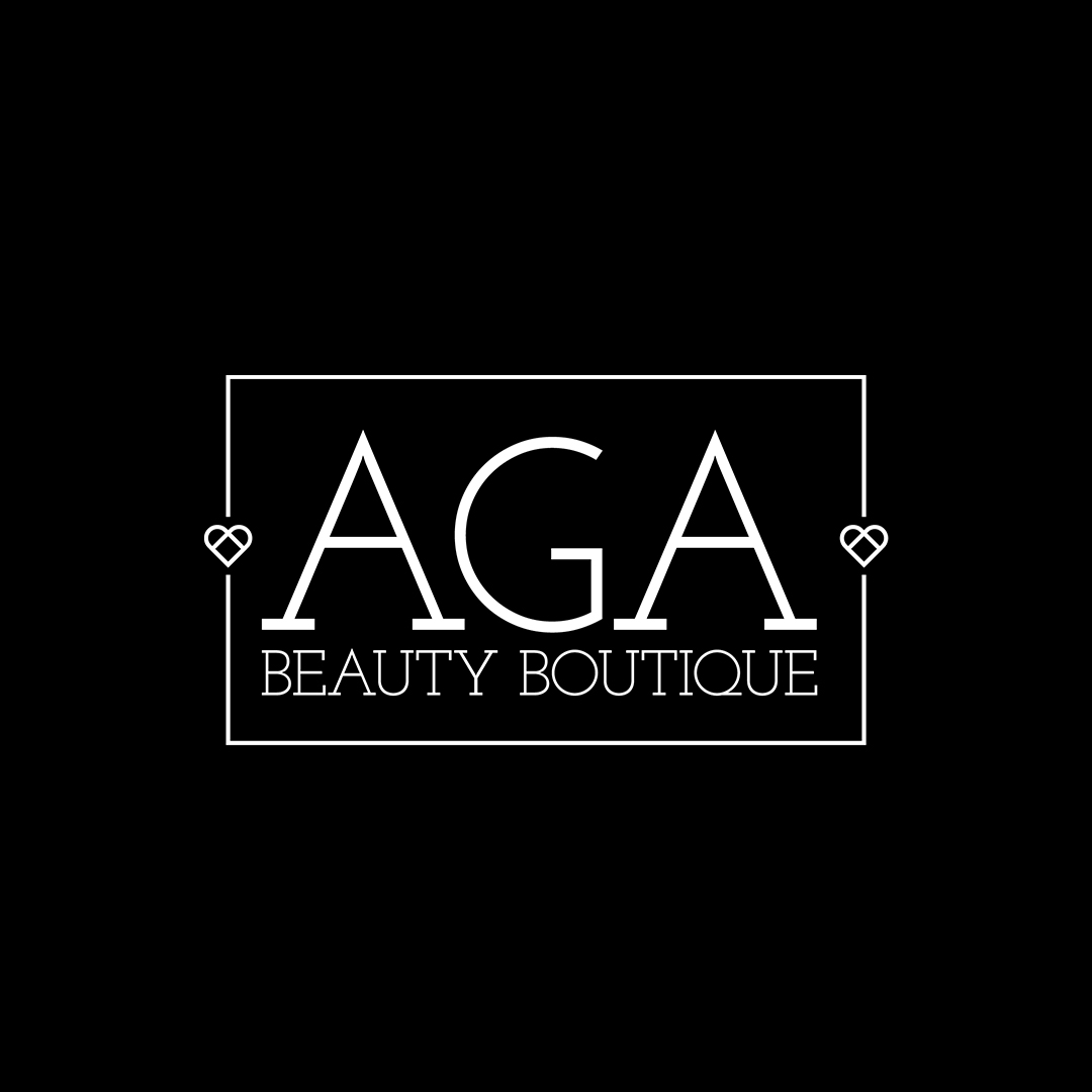AGA BEAUTY BOUTIQUE LOGO